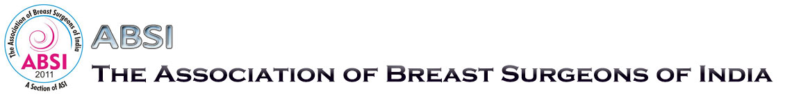 The Association of Breast Surgeons of India